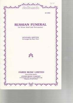 Russian Funeral for Brass Band - Benjamin Britten arr. Ray Farr