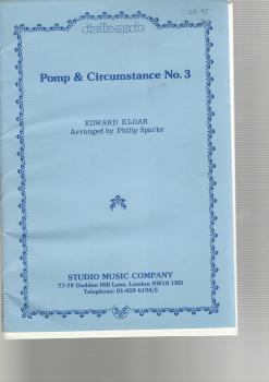 Pomp & Circumstance No. 3 for Brass Band - Edward Elgar, arr. Philip Sparke
