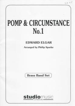 Pomp & Circumstance No. 1 for Brass Band - Edward Elgar, arr. Philip Sparke
