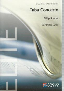Tuba Concerto for Brass Band - Philip Sparke