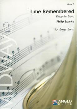 Time Remembered (Elergy for Band) for Brass Band (Score Only)- Philip Sparke