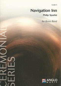 Navigation Inn for Brass Band (Score Only) - Philip Sparke