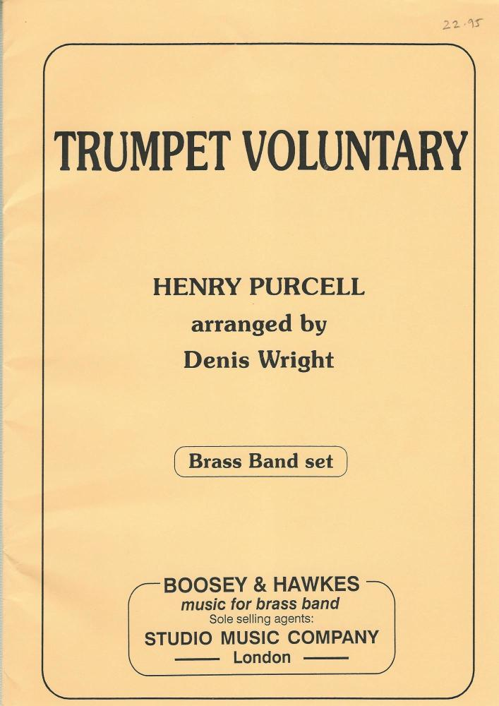 Trumpet Voluntary for Brass Band - Henry Purcell, arr. Denis Wright