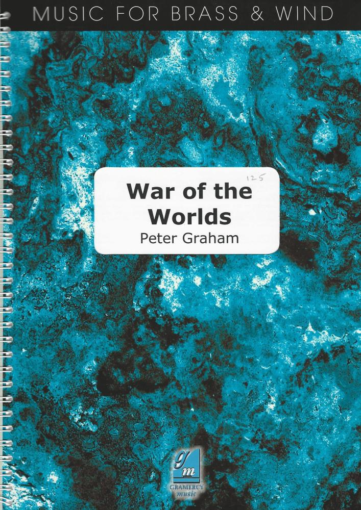 War of the Worlds for Brass Band - Peter Graham