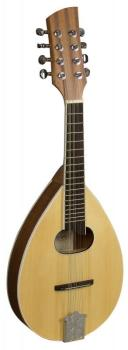 Brunswick Mandolin - Flat Back Natural