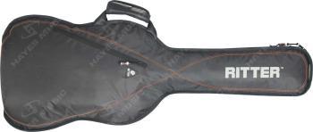 Classical 3/4 Guitar Bag Black/Red