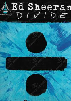 Ed Sheeran: ÷ (Divide) Guitar Tab Book