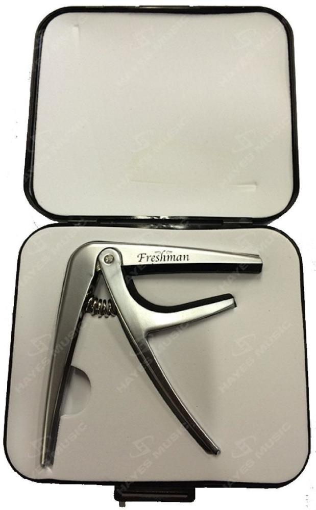 Capo in Presentation Box - Chrome