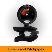 Tuners and Pitchpipes