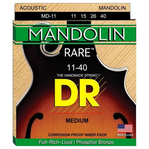DR Rare Mandolin strings (Medium)