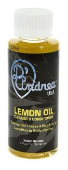 D'Andrea Lemon oil
