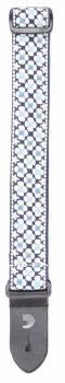 D'Addario 1.5 UKE Strap Jaquard - Blue