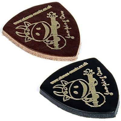 Leather pick for Uke/Banjo