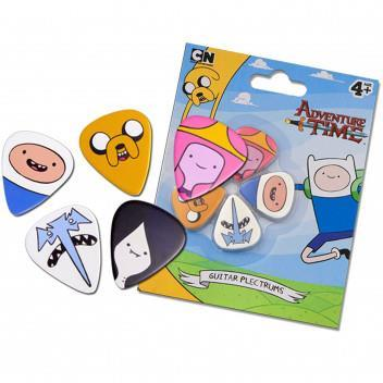Guitar Plectrums 5-Pack
