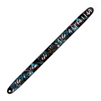 Perri 2720 Tattoo Johnny Leather Strap
