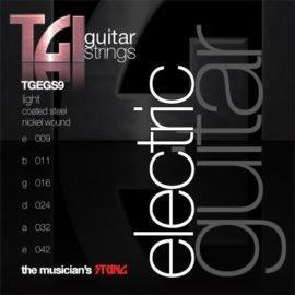 TGI Electric Guitar Strings Light