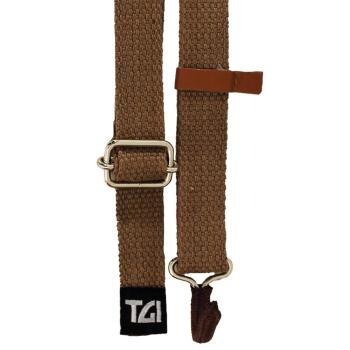 TGI Ukulele Strap - Brown