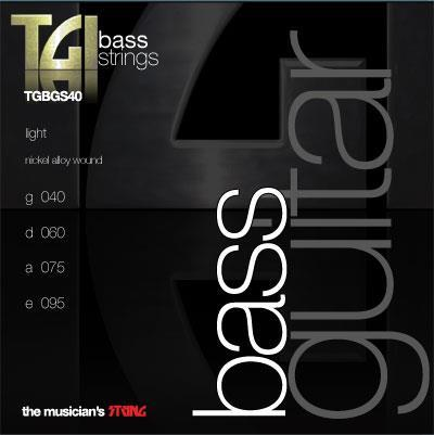 TGI Bass Guitar Strings 40-95