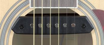 Soundhole Pickup Acoustic Guitar
