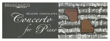 Concerto for Piano Chocolates