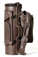 Torpedo Bags Classic Loredo Music Pouch - Brown
