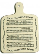 Food Glorious Food Chopping Board