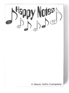 Notepad Happy Notes