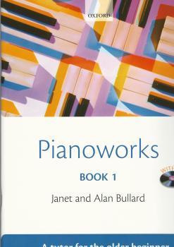 Janet And Alan Bullard: Pianoworks - Book 1
