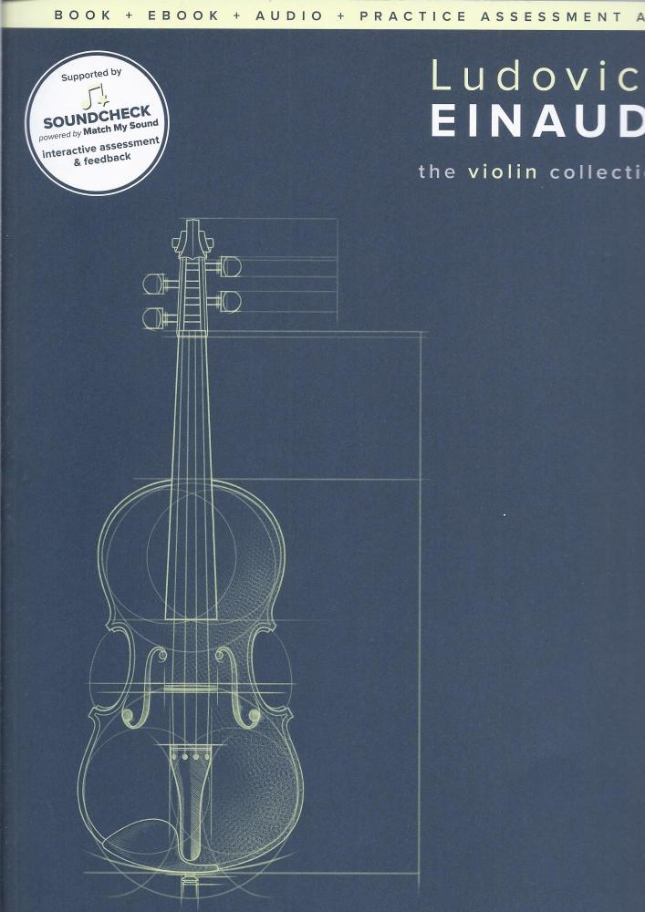 Ludovico Einaudi: The Violin Collection (Book/Online Media)