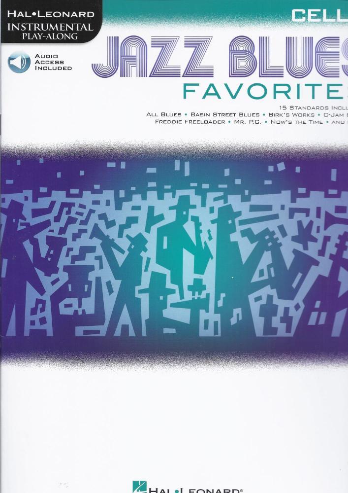 Jazz Blues Favorites - Cello