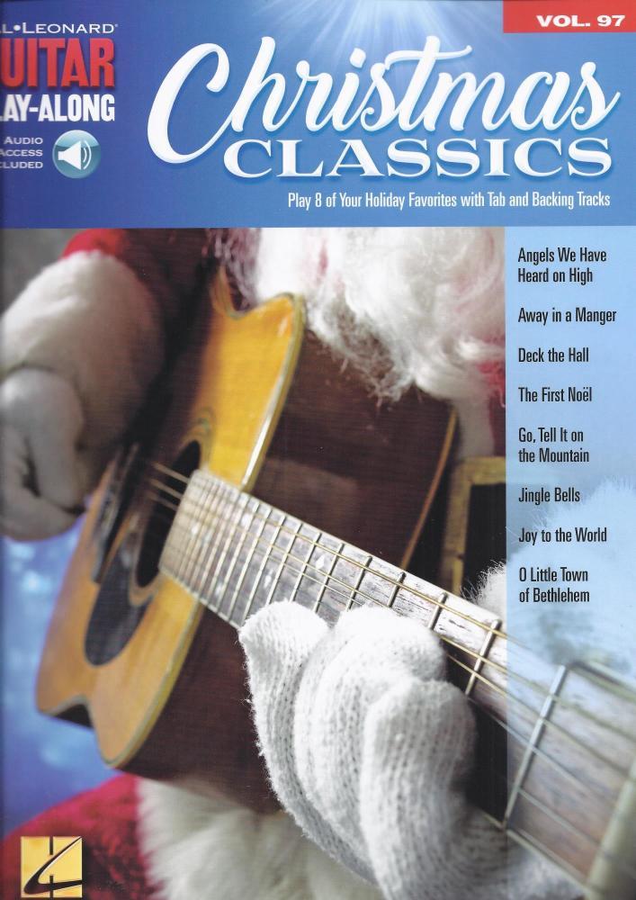Christmas Classics (Book/Audio)