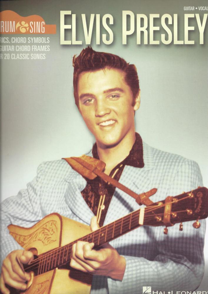 Elvis Presley – Strum & Sing Guitar
