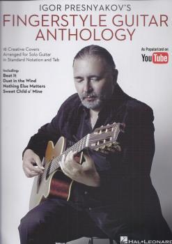 Igor Presnyakov's Fingerstyle Guitar Anthology (Guitar Songbook)