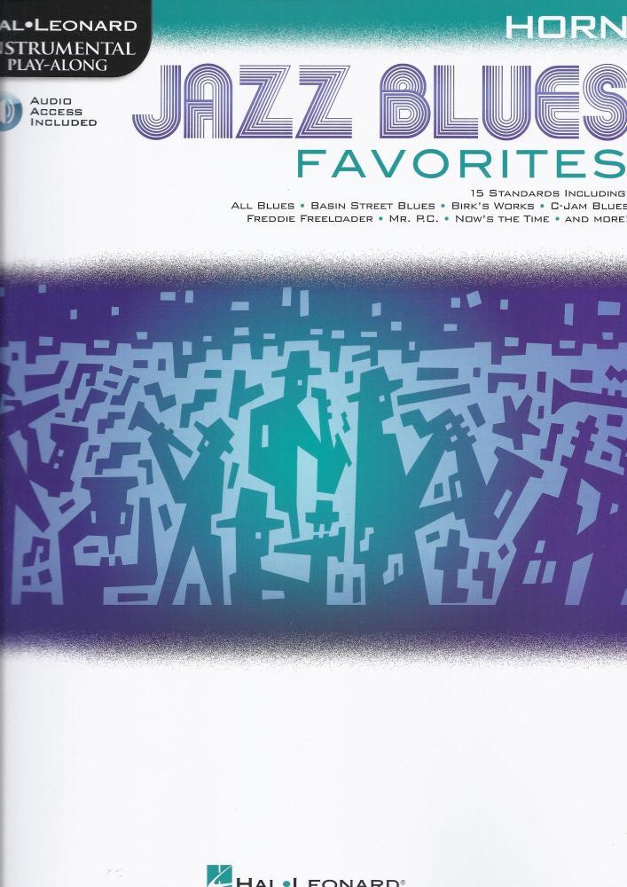 Jazz Blues Favorites - Horn