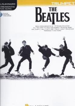 The Beatles - Instrumental Play-Along (Trumpet Book/Audio)