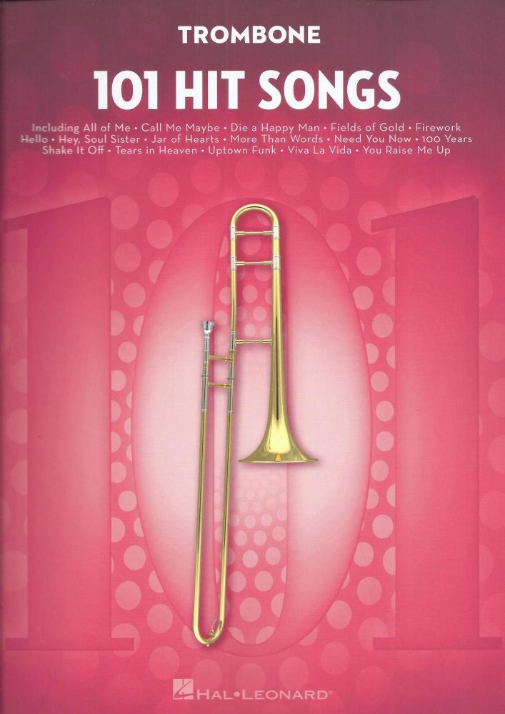 101 Hit Songs For Trombone