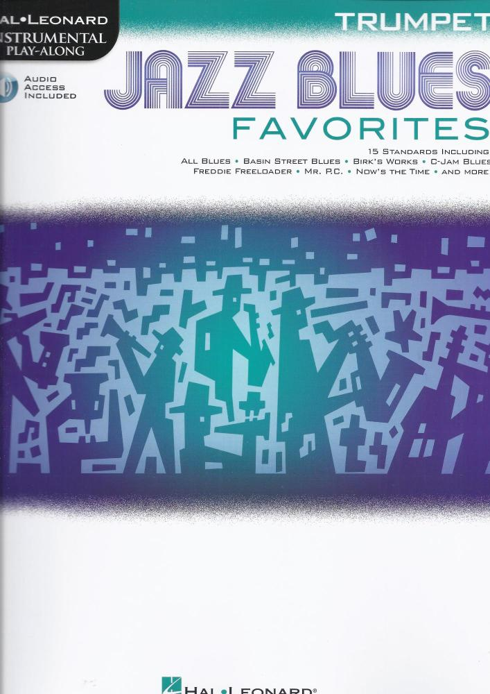 Jazz Blues Favorites - Trumpet
