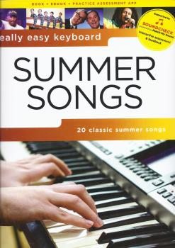Really Easy Keyboard: Summer Songs