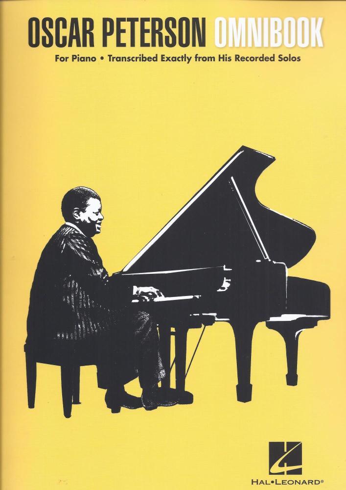 Oscar Peterson: Omnibook - Piano Transcriptions