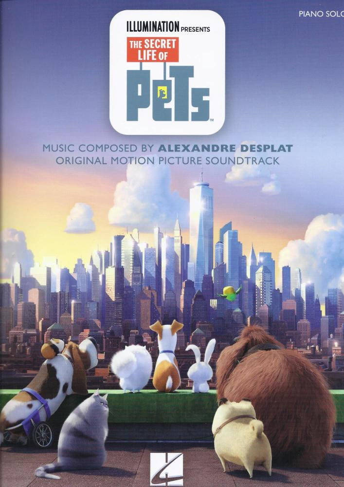 The Secret Life Of Pets (Piano Solo)