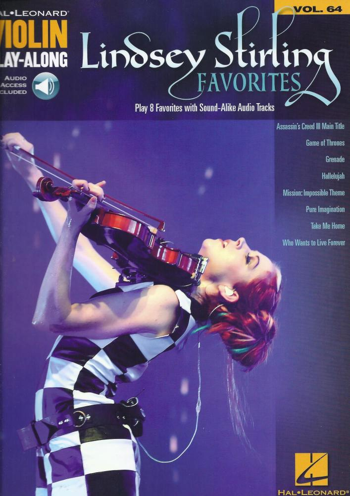 Lindsey Stirling: Favorites