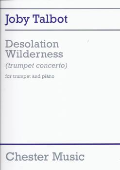Joby Talbot: Desolation Wilderness (Trumpet/Piano)