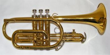 King 602 Long Cornet (Pre-owned)