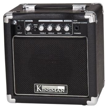 Kinsman 15W Guitar Amplifier with Reverb