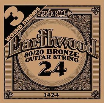 Earthwood .024 80/20 Bronze Wound String