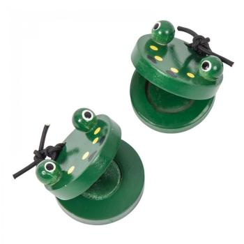PP PP3227 Pair of Frog Castanets