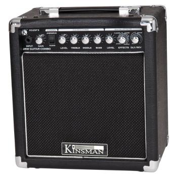 25W Guitar Amplifier with DSP FX