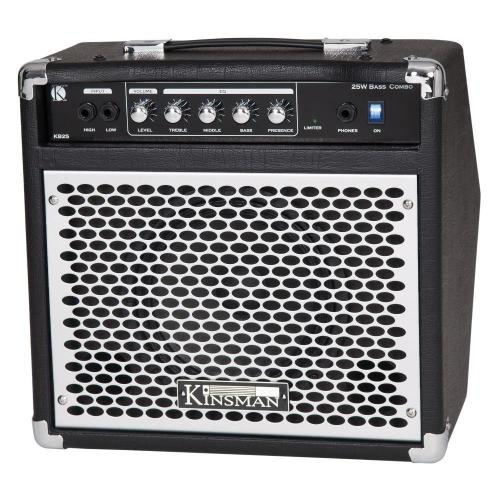 25W Bass Amplifier