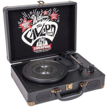 The Cavern Club Vinyl Record Player