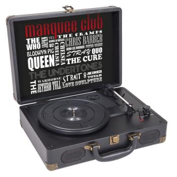 Marquee Club Vinyl Record Player